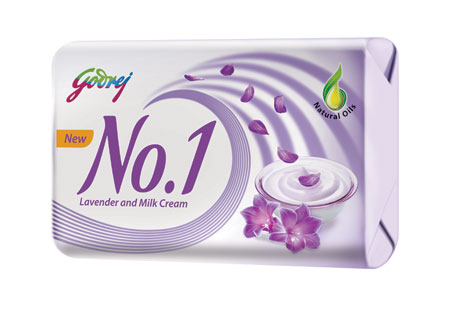 godrej no1 soap