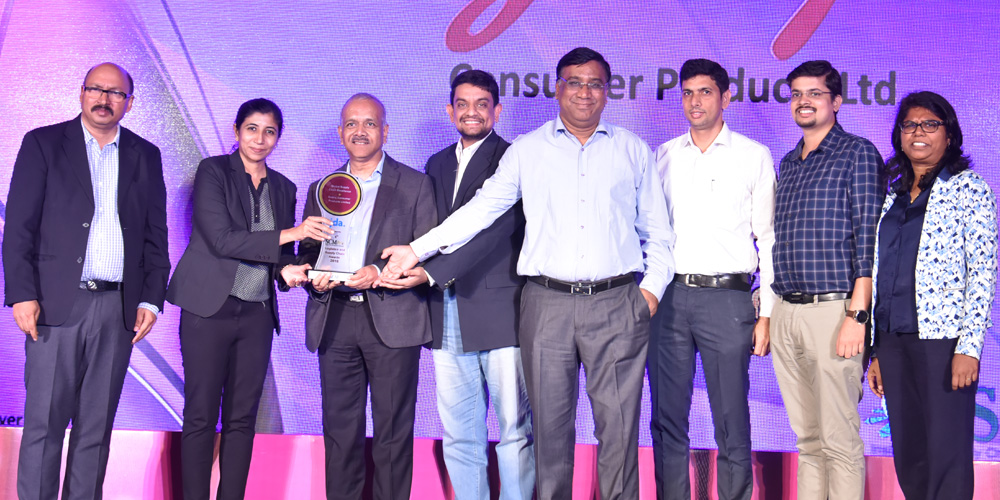 Institute of Supply Chain Management's 'Supply Chain Company of the Year Award 2018-19