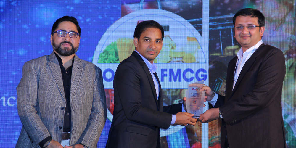 'Supply Chain Excellence in FMCG Distribution' at CNBC's Supply Chain Excellence Awards