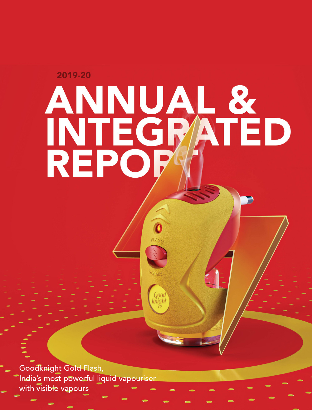 Annual & Integrated Report 2019-20