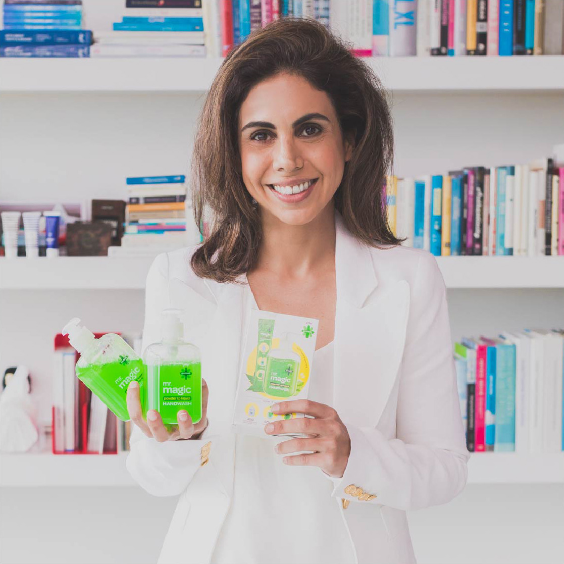 In conversation with Nisaba Godrej