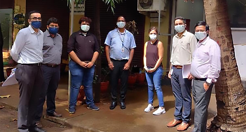 Mumbai Sales Team