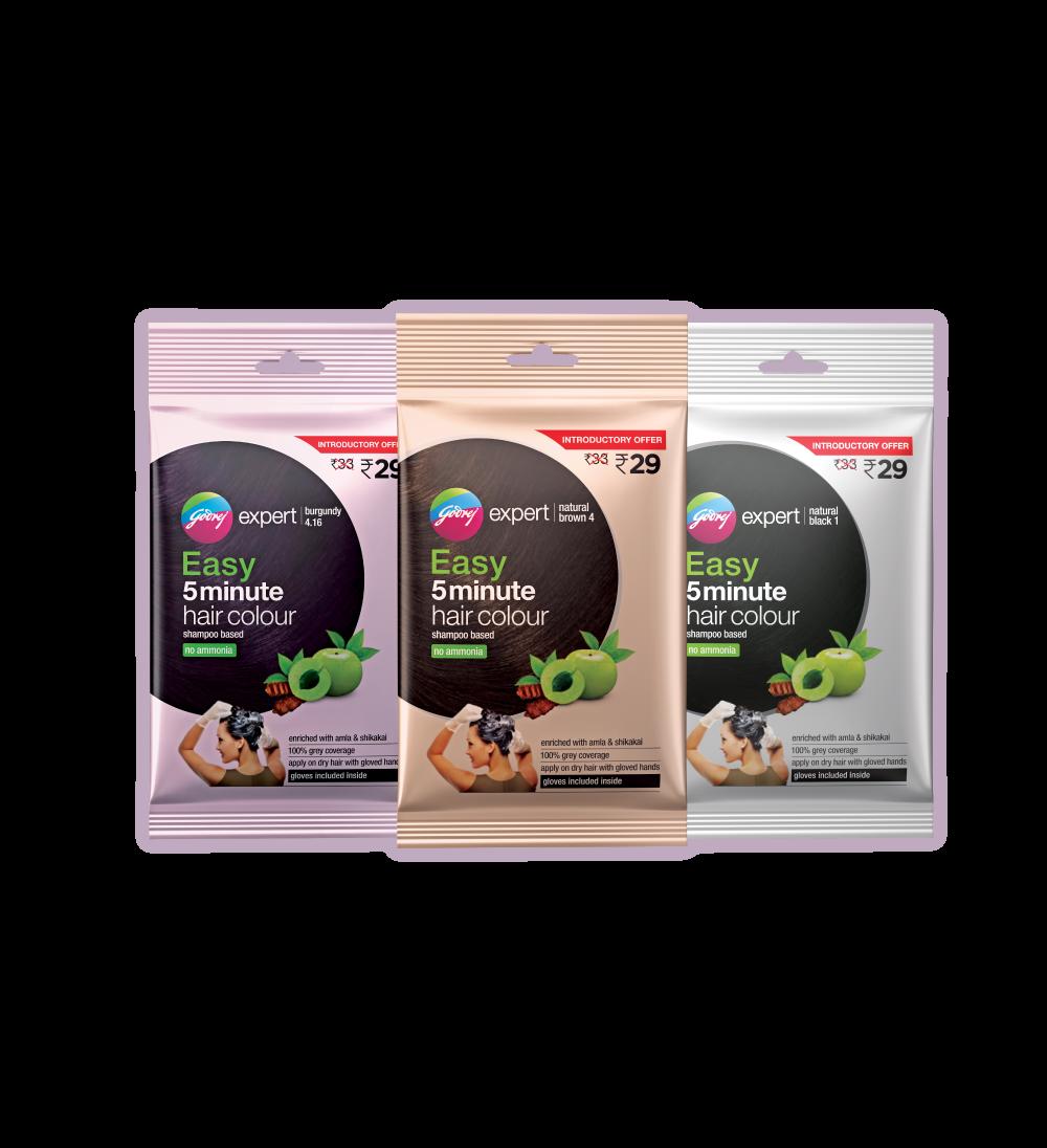 Godrej Expert Shampoo Based Hair Colour