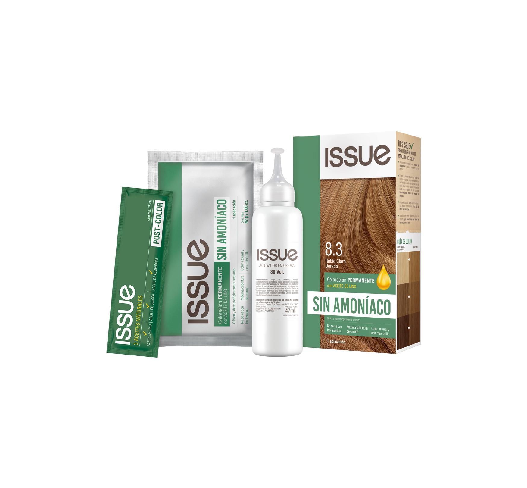 Issue Ammonia-free Hair Colour