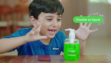 Godrej protekt magic Handwash