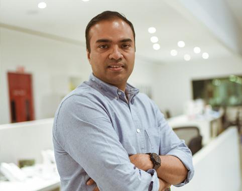 Prashant Chacko