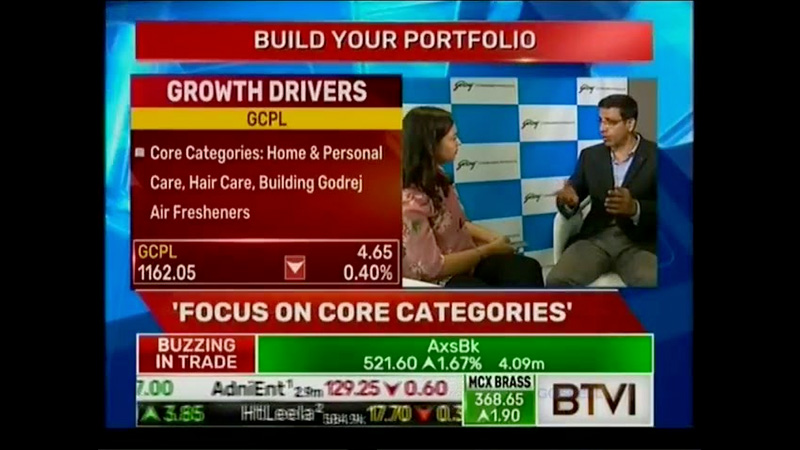 Sunil Kataria in conversation with BTVi