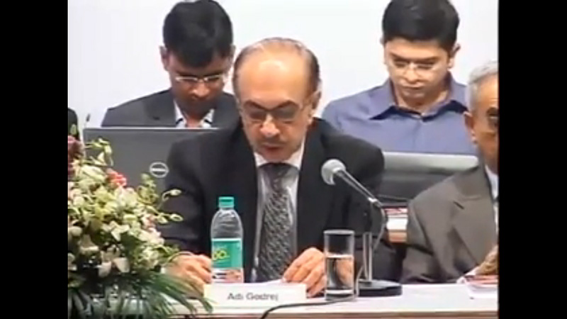Adi Godrej's address at the GCPL AGM