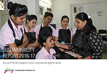 Sustainability Reports 2016-17